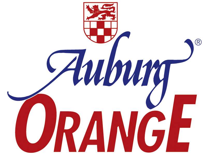 Auburg Orange